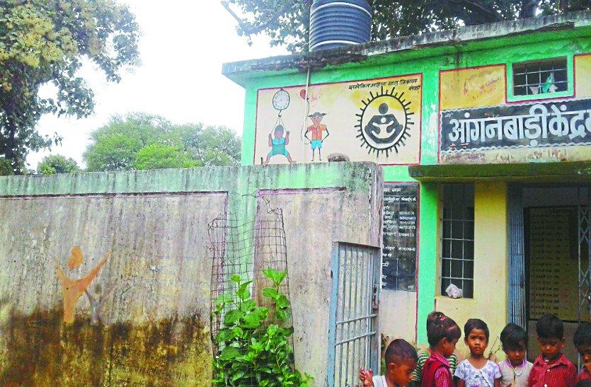 कलक्टर की फटकार के बाद विभाग का दावा आंगनबाड़ी के बच्चे पसीने से नहीं होंगे लथपथ