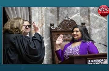 बिहार की बेटी बनी अमरीका में सीनेटर