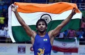 विश्व चैम्पियनशिप में दो पदक जीतने वाले बजरंग की नज़रें सिर्फ ओलम्पिक पदक पर