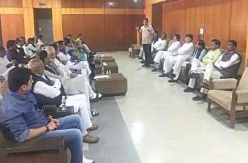 गुजरात  में  चार जोन में राहुल गांधी करेंगे सभाएं