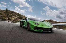 भारत में लॉन्च हुई Lamborghini Aventador SVJ, जानें कौन बना पहला खरीदार