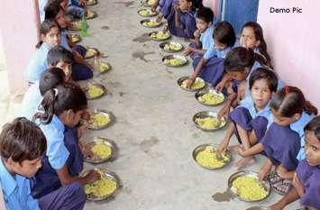 बांसवाड़ा : मिड डे मील की थाली में अब बच्चों को मिलेगा पालक का आहार, कुपोषण पर करेगा 'प्रहार'