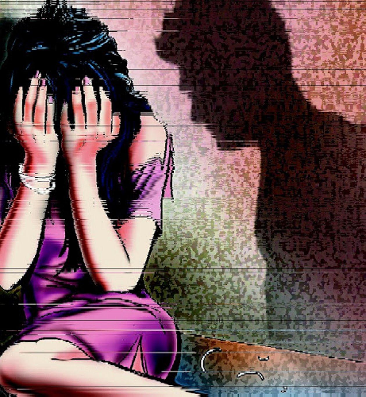 दो सगी बहनों से दो चचेरे नाबालिग भाइयों ने किया बलात्कार