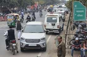 ट्रेफिक प्लान तैयार, शहर में कल से एक्शन में दिखेगी पुलिस