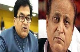 Video: अखिलेश यादव से मिले रामगोपाल व आजम खान, सीटों को लेकर कर दी यह बड़ी मांग