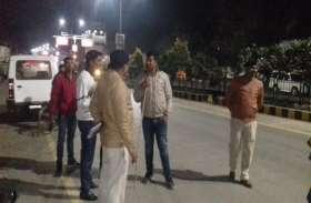 दुर्घटना के बाद जागी पुलिस, दो दिन में शहर में प्रवेश करने वाले ५८ भारी वाहनों पर हुई कार्रवाई...