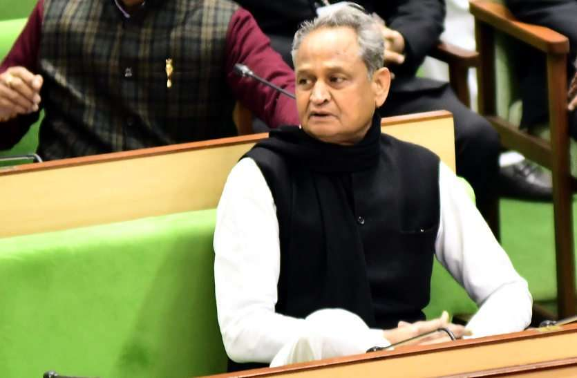 सवर्णों को मिलेगा राजस्थान में भी 10 फीसदी आरक्षण, मुख्यमंत्री ने की घोषणा