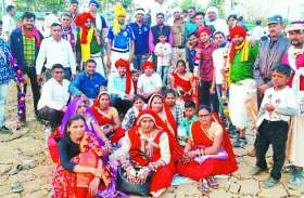आदिवासी सांस्कृतिक एकता महासम्मेलन में की सहभागिता