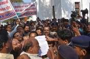कमलनाथ सरकार के खिलाफ भाजपा सडक पर