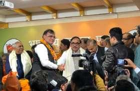 Video: लोकसभा चुनाव से पहले इस दिग्गज कांग्रेसी ने थामा भाजपा का दामन