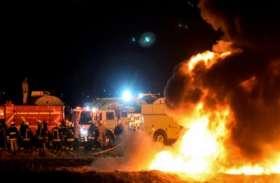 मेक्सिको पाइपलाइन में आग लगने के कारण मरने वालों की संख्या 93 पहुंची