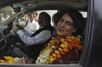 राजनीति में प्रियंका गांधी की एंट्री, कार कलेक्शन ऐसा कि बड़े-बड़े राजनीतिज्ञों को करदे फेल
