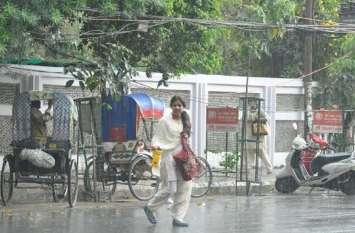 भारी बारिश के साथ पड़ सकते हैं ओले, सर्दी और बढऩे की दी चेतावनी, मौसम विभाग ने जारी किया अलर्ट