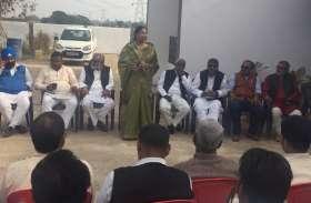 लोकसभा चुनाव के लिए कांग्रेस में रायशुमारी, ऊर्जावान चेहरे की मांग