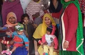 श्रीगंगानगर में ऐसा आंगनबाड़ी केन्द्रों में क्या हुआ कि बालिकाओं का होने लगा पूजन