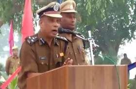 डीआईजी ने 250 नए जवानों को बताया कि किस तरह करनी है पुलसिंग, देखें वीडियो