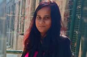 बेस्ट इलेक्टोरल प्रेक्टिसेज अवार्ड से सम्मानित होंगी एसडीएम गरिमा सिंह