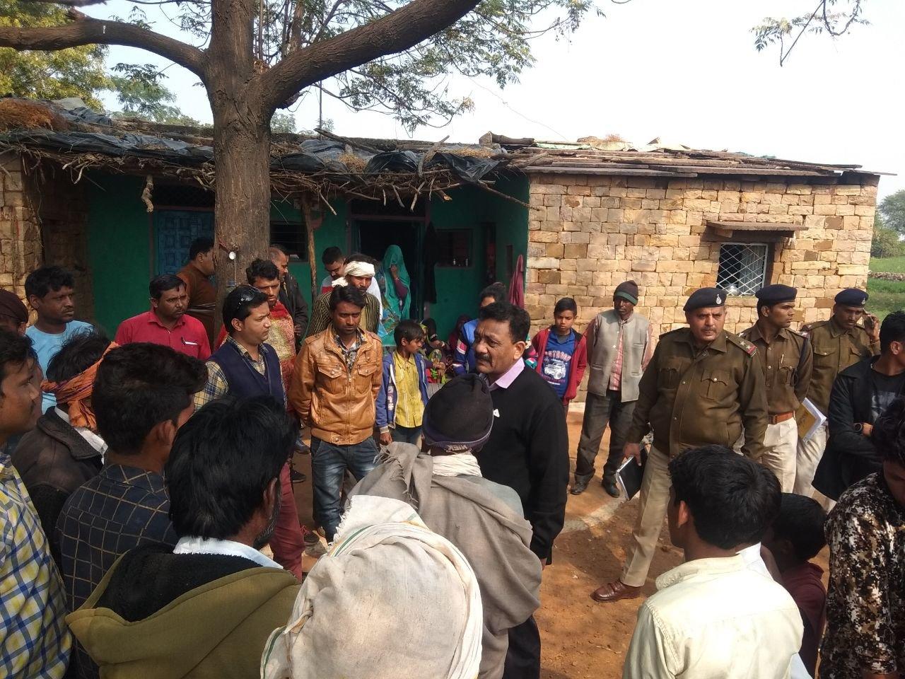 डकैतों से पीडि़त परिवार को 50 हजार रुपए की मदद, मिलेगा बंदूक का लाइसेंस