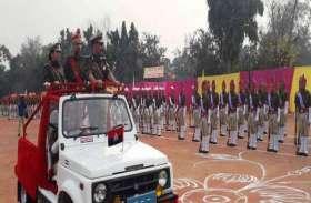 UP Police को मिले 301 सिपाही, देखें पासिंग आउट परेड की तस्वीरें