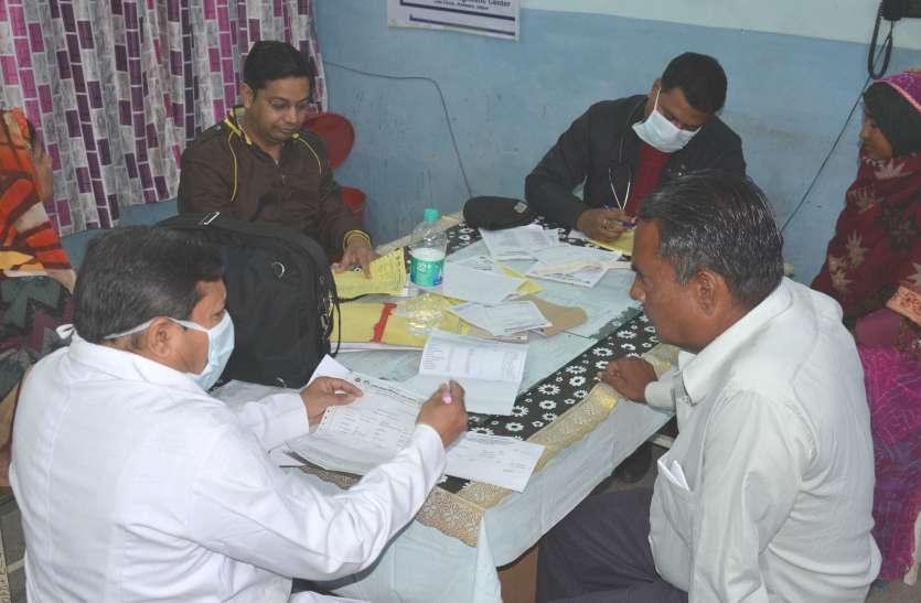 सर्दी, खांसी, जुकाम  के रोगी बढ़े