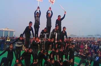 सूरतगढ़ क्षेत्र में उत्साह के साथ मनाया गणतंत्र दिवस