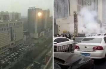 चीन में सिलसिलेवार दो धमाके में एक की मौत, कई लोग घायल