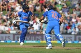 NZ vs IND : सचिन-सहवाग से आगे निकले रोहित-धवन, वनडे क्रिकेट में छुआ ये बड़ा कीर्तिमान