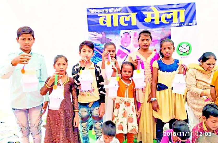 बेसहारा बच्चों को मुख्य धारा से जोडऩे शिक्षा की लौ से प्रकाश फैला रहीं लाडो