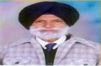 शिरोमणि अकाली दल के नेता दलीप सिंह पांधी का निधन, 82 वर्ष की उम्र में ली अंतिम सांस
