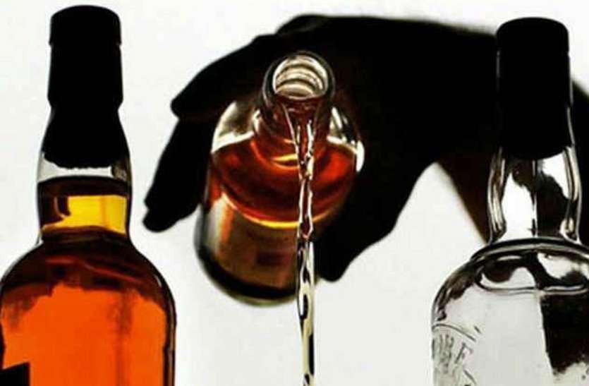 यूरिया खाद, नींद की गोली से खुले आम बन रही है अवैध शराब