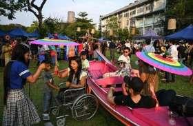 म्यांमार में समलैंगिक समुदाय की बोट पार्टी, सैकड़ों लोगों ने लिया हिस्सा