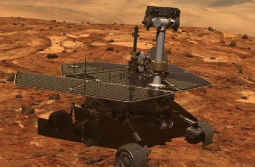 नासा के अपॉर्चुनिटी रोवर के मंगल पर नष्ट होने की आशंका, धूल भरी आंधी के चलते टूटा था संपर्क