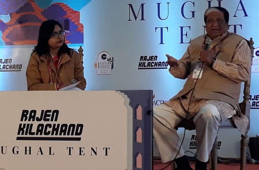 पद्मश्री डॉ. चंद्रप्रकाश देवल क्या बोल गए: हमारे नेता ही नहीं चाहते कि राजस्थानी भाषा बने