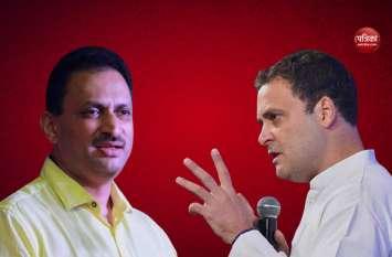 हेगड़े के 'हिंदू लड़कियों' वाले बयान पर भड़के राहुल गांधी, बोले- ये केंद्रीय मंत्री बनने के लायक नहीं