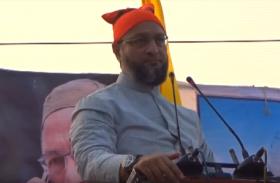 VIDEO:असदुद्दीन ओवैसी का बड़ा बयान, कहा-अंबेडकर को दिल से नहीं मजबूरी में दिया गया भारत रत्न