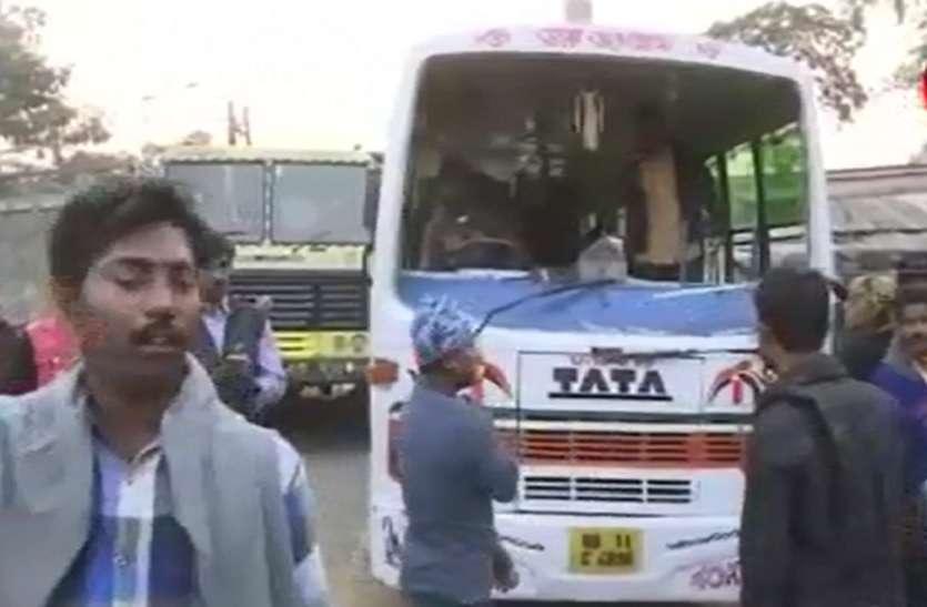 VIDEO- पं बंगाल में शाह की रैली से लौट रहे वाहनों में तोड़फोड़, भाजपा महासचिव कैलाश विजयवर्गीय की चेतावनी, कहा— ममता को पड़ेगा 'महंगा'