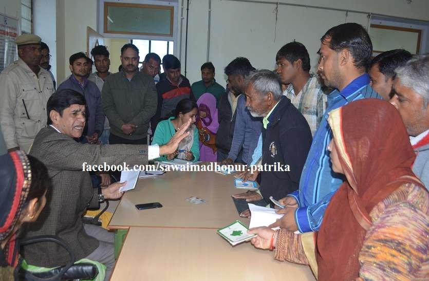 VIDEO : कलक्टर ने शेरपुर अटल सेवा केंद्र पर जनसुवाई की