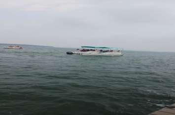 यह समुद्र का किनारा नहीं, छत्तीसगढ़ का गंगरेल डेम है : Vdeo