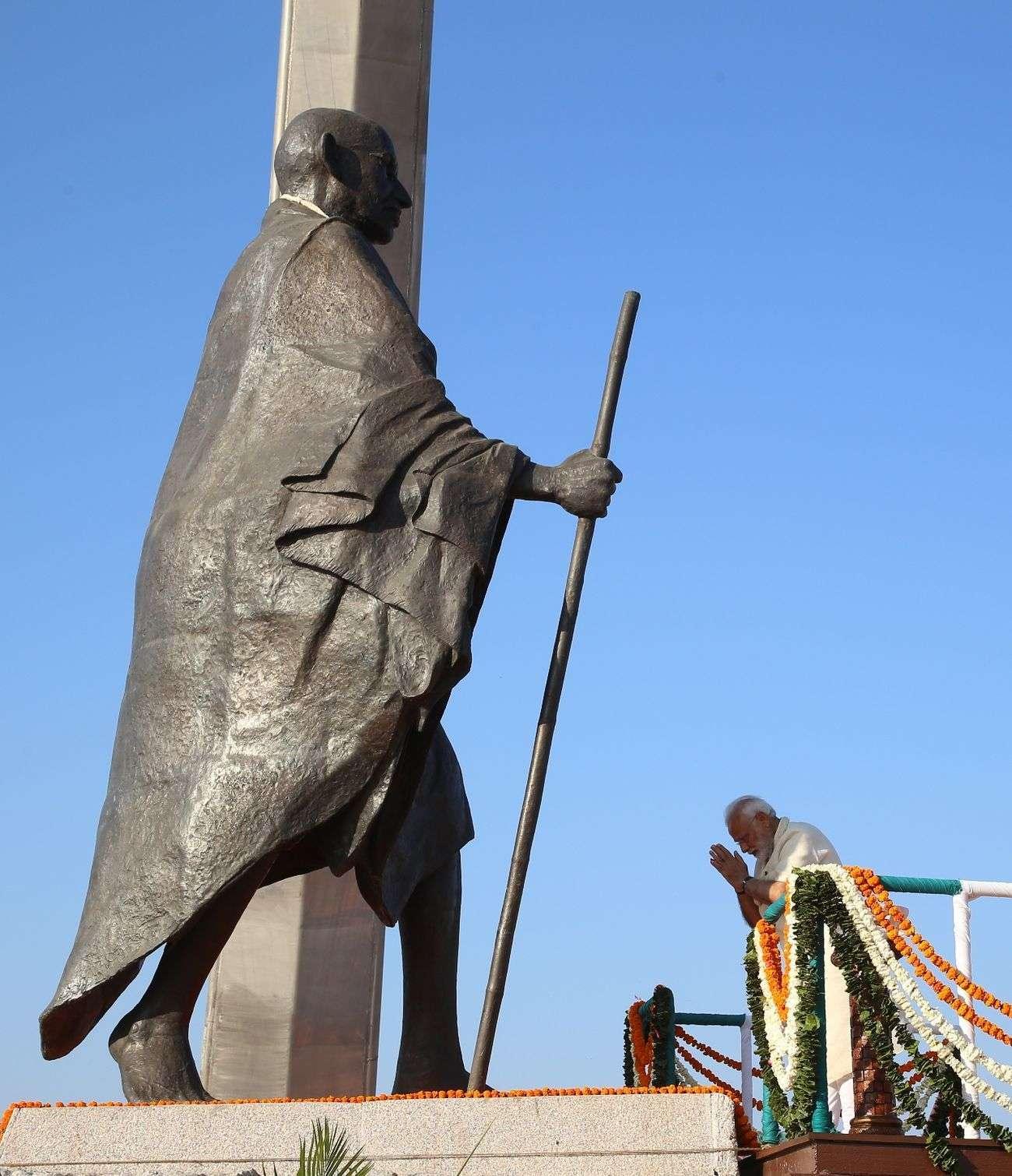 PICS : दांडी में नमक सत्याग्रह स्मारक और संग्रहालय देश को समर्पित