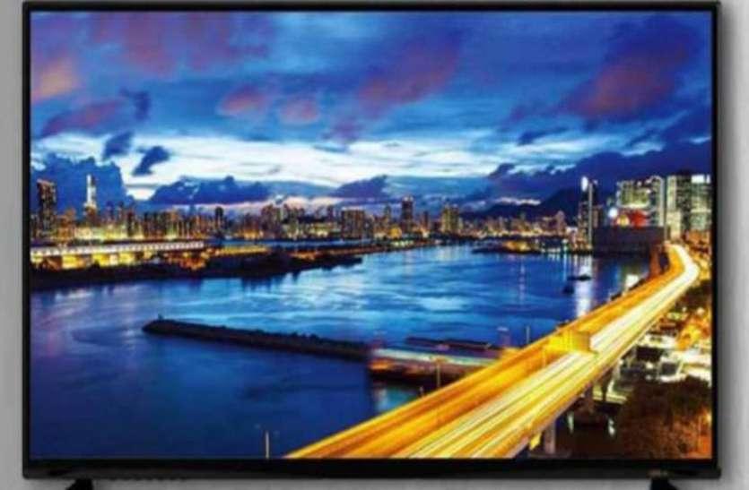 दुनिया का सबसे सस्ता एंड्रॉयड स्मार्ट TV भारत में लॉन्च, कीमत 5000 से भी कम