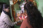 राहुल गांधी को पीएम बनाने तक पूजा-अर्चना का प्रण, देखें वीडियो