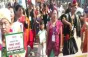 बरेली में दिखी भारत के विभिन्न प्रदेशों के साथ ही श्रीलंका और बांग्लादेश की संस्कृति की झलक - देखें वीडियो