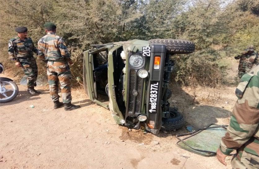 कुरवाई रोड पर कार और ऑटो में जबरदस्त भिड़ंत, ऑटो चालक को आई गंभीर चोटें