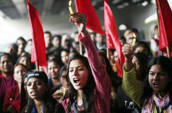 चंडीगढ़: अपने मुद्दों पर आवाज बुलंद कर रहे युवा