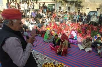मार्च तक मिलेगा सुजानगढ़ क्षेत्र के हर गांव को मीठा पानी