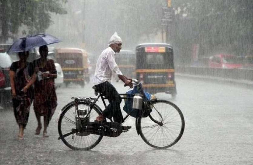 मौसम: यूपी के इन जिलों में आज हो सकती है बारिश, बढ़ सकती है ठंड