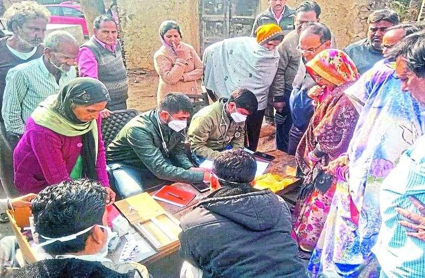 भगवतगढ़ में स्वाइन फ्लू से एक की मौत