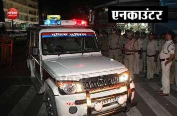 बिहार: मुजफ्फरपुर में मुठभेड़ के दौरान एक अपराधी ढेर, AK-47 बरामद