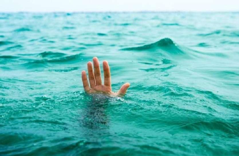 सैर-सपाटा करने आए नौवीं कक्षा के तीन छात्र समुद्र में डूबे
