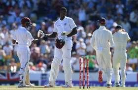 WI vs ENG : विंडीज ने बढ़त लेते हुए इंग्लैंड पर कसा सिकंजा